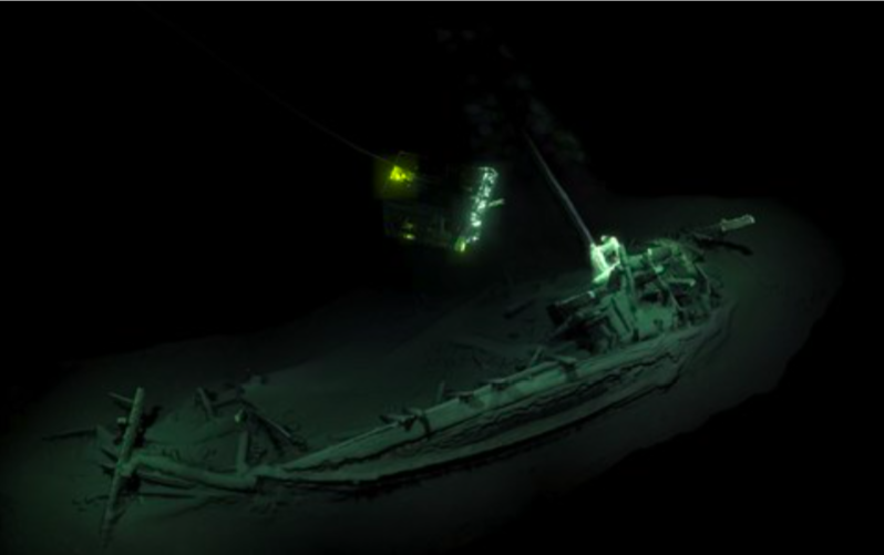 Greek shipwreck 2